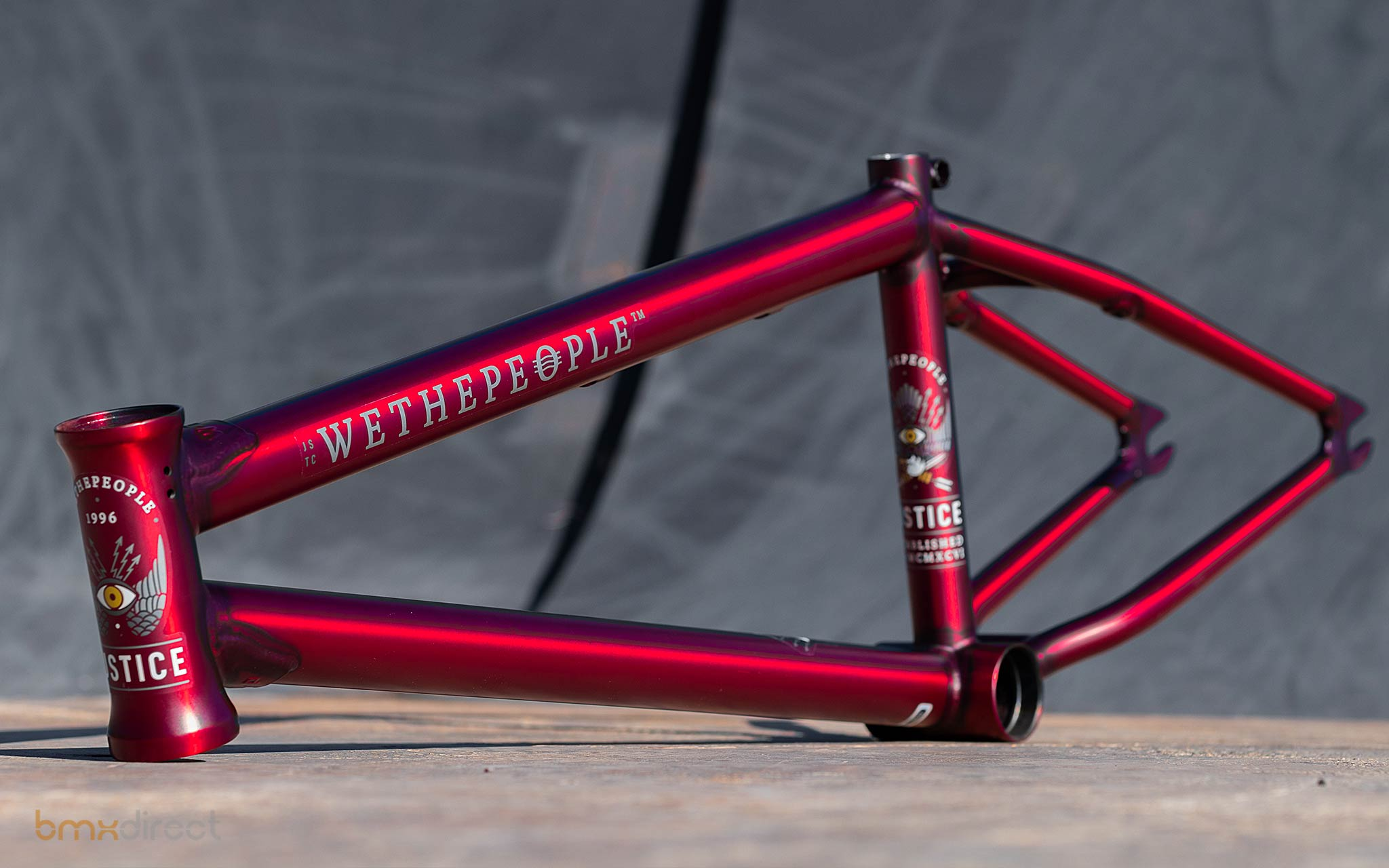 We The People Justice Frame - BMX Direct