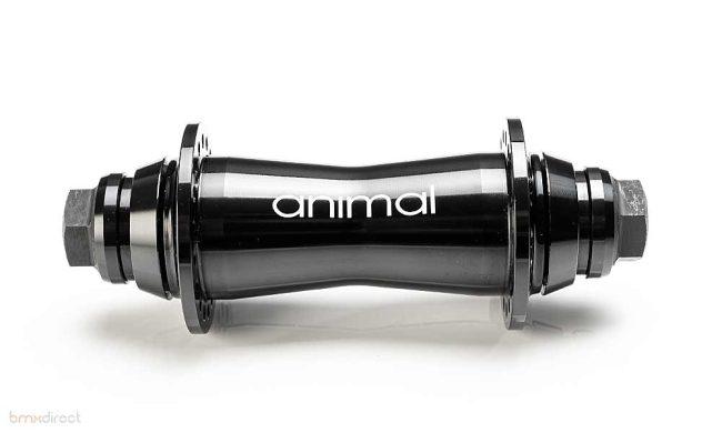 Animal Javelin front hub - Black