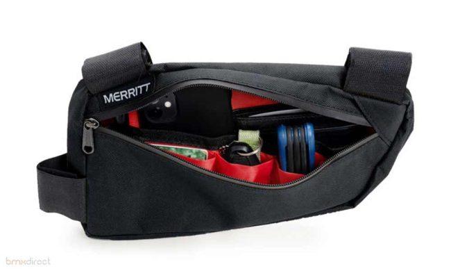 Merritt Corner Pocket XL Bag - Black