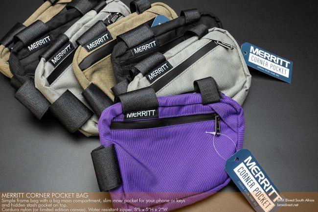 Merritt Corner Pocket II Bag