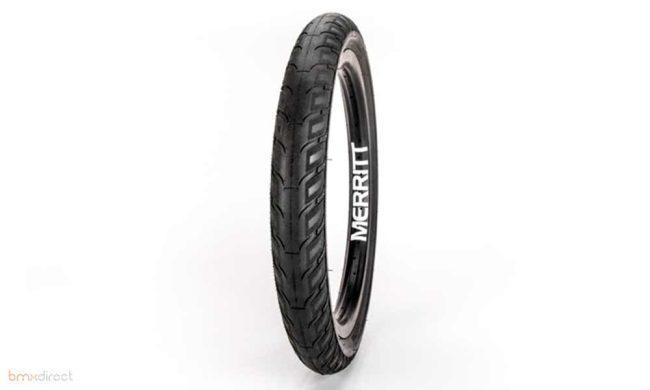 """Merritt Option Tyre - Black 2.35"""""""