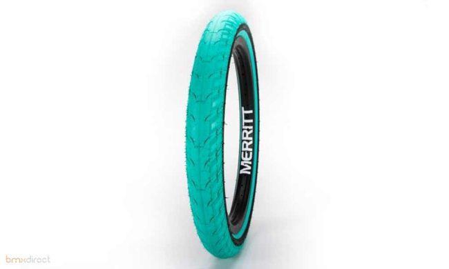 """Merritt Option Tyre - Teal 2.35"""""""