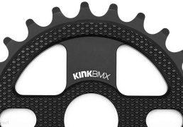 Kink Imprint Sprocket - Black 25t